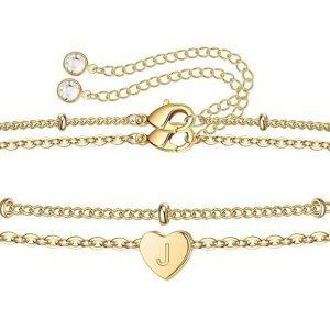 Sweetheart charm bracelet