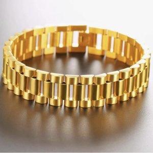 Arum Element Link Bracelet